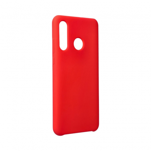 Forcell Silicone Case for Huawei P30 Lite Rouge