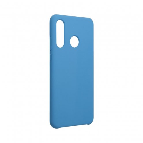 Forcell Silicone Case for Huawei P30 Lite dark blue