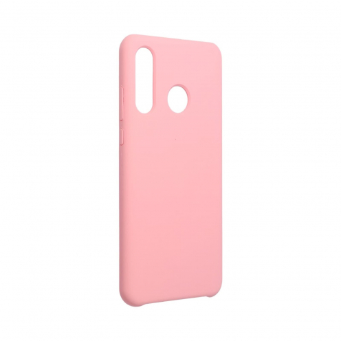 Forcell Silicone Case for Huawei P30 Lite pink
