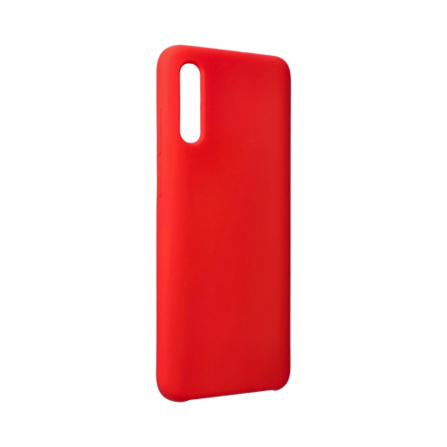 Forcell Silicone Case for Samsung Galaxy A70 / A70s Rouge
