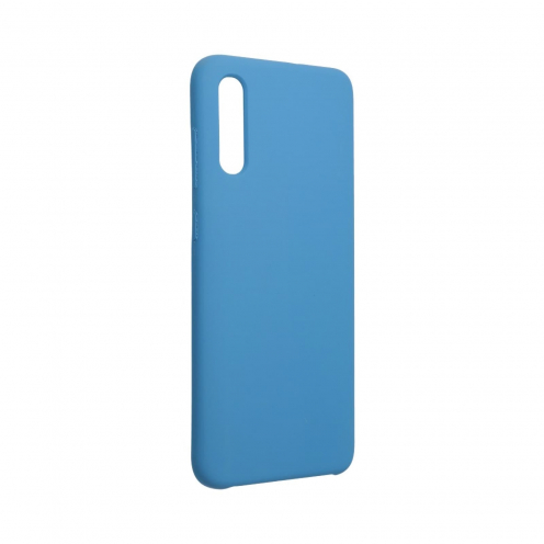 Forcell Silicone Case for Samsung Galaxy A70 / A70s dark blue