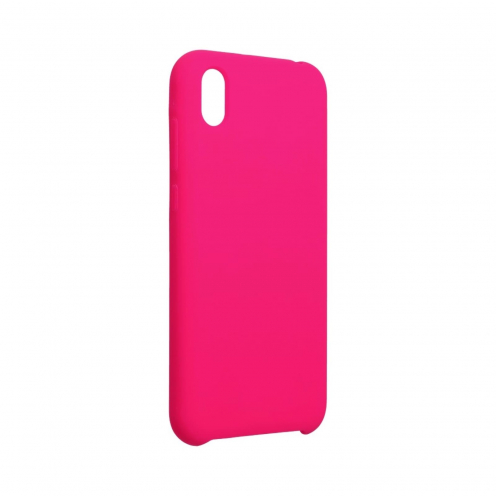 Forcell Silicone Case for Huawei Y5 2019 hotpink
