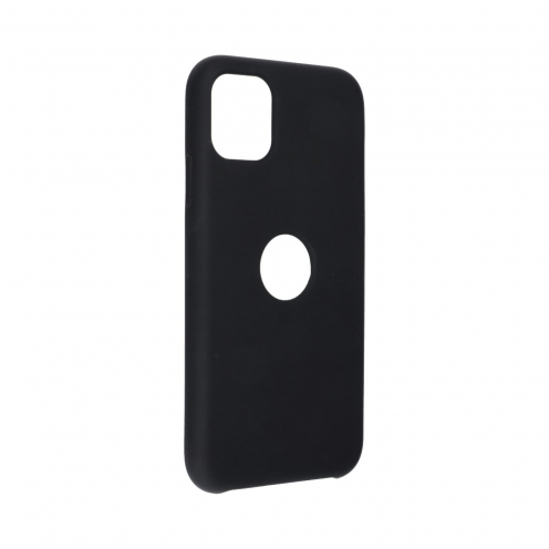 "Forcell Silicone Case for iPhone 11 2019 ( 6,1"" ) black"