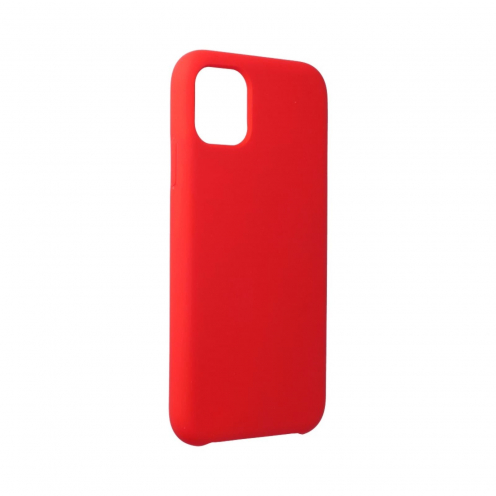 "Forcell Silicone Case for iPhone 11 2019 ( 6,1"" ) Rouge"