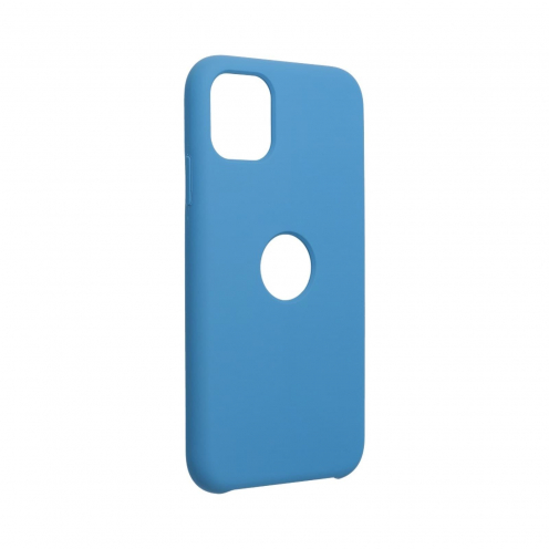 "Forcell Silicone Case for iPhone 11 2019 ( 6,1"" ) dark blue"