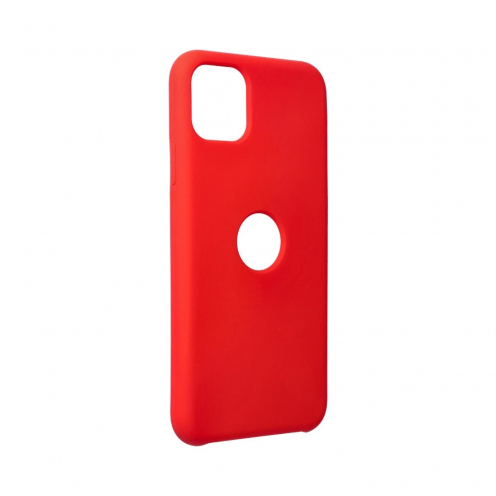 "Forcell Silicone Case for iPhone 11 PRO MAX 2019 ( 6,5"" ) Rouge"