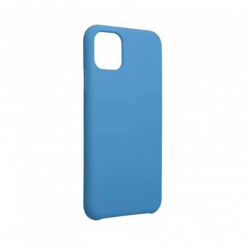 "Forcell Silicone Case for iPhone 11 PRO MAX 2019 ( 6,5"" ) dark blue"