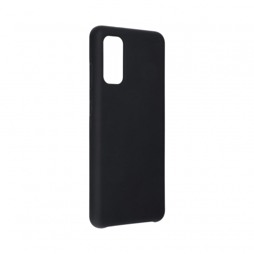 Forcell Silicone Case for Samsung Galaxy S20 / S11e black