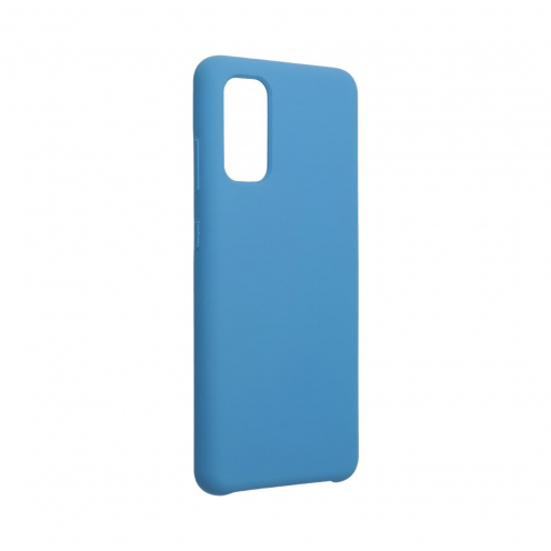 Forcell Silicone Case for Samsung Galaxy S20 / S11e dark blue