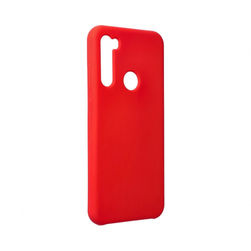 Forcell Silicone Case for Xiaomi Redmi NOTE 8T Rouge