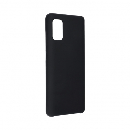Forcell Silicone Case for Samsung Galaxy A41 black