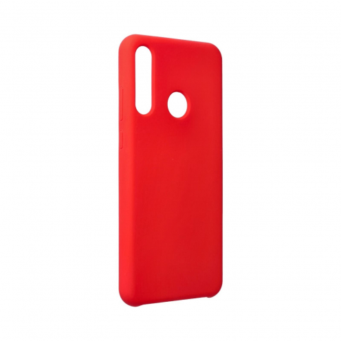 Forcell Silicone Case for Huawei Y6P Rouge