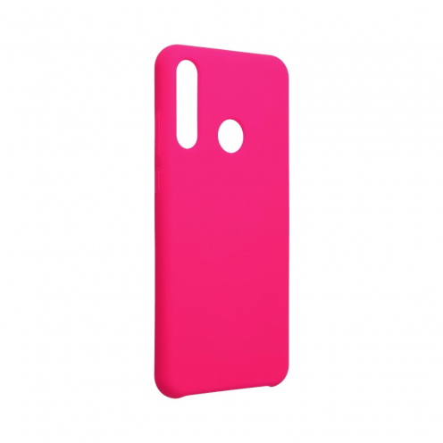 Forcell Silicone Case for Huawei Y6P hotpink