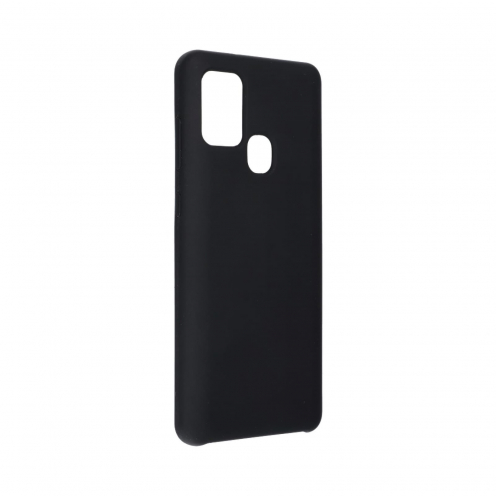 Forcell Silicone Case for Samsung Galaxy A21S black