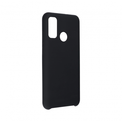 Forcell Silicone Case for Huawei P Smart 2020 black