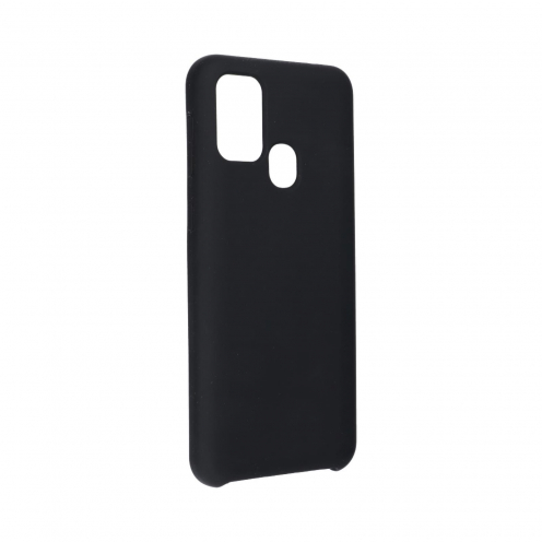 Forcell Silicone Case for Samsung Galaxy M31 black