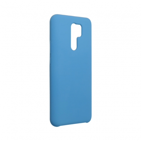 Forcell Silicone Case for Xiaomi Redmi 9 blue