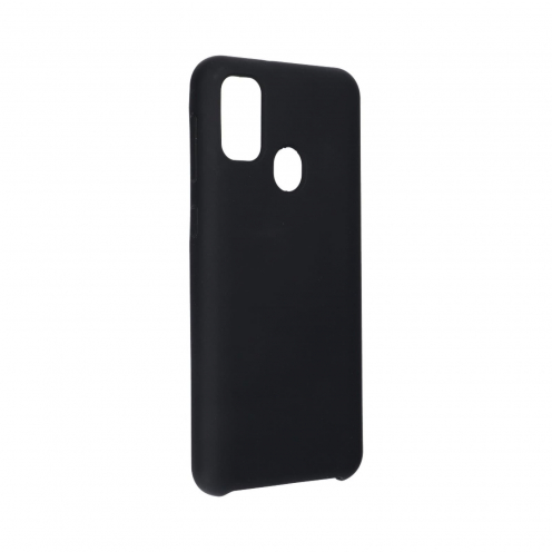 Forcell Silicone Case for Samsung Galaxy M21 black