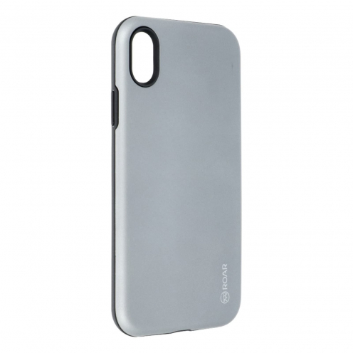 Coque Antichoc Roar© Rico Armor Pour iPhone XR grey