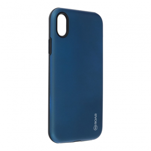 Coque Antichoc Roar© Rico Armor Pour iPhone XR navy
