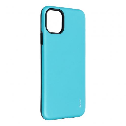Coque Antichoc Roar© Rico Armor Pour iPhone 11 Pro Max light blue