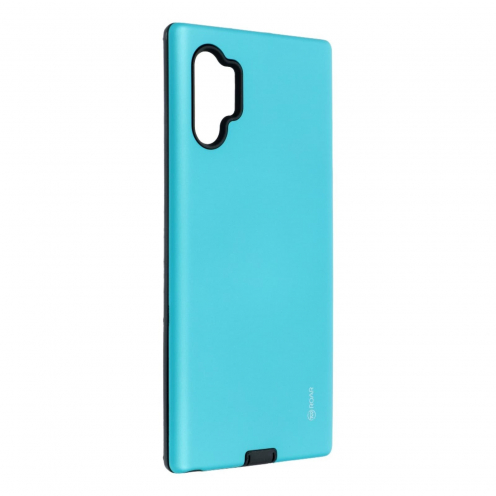 Coque Antichoc Roar© Rico Armor Pour Samsung Galaxy Note 10+ (10 Plus) light blue