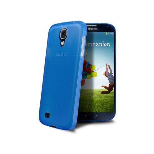 Ultra thin Case 0.3 mm Frost for Samsung Galaxy S4 Blue
