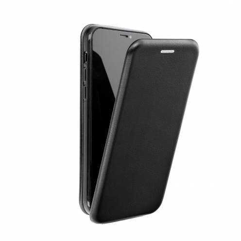 ELEGANCE FLEXI book for iPhone XR black