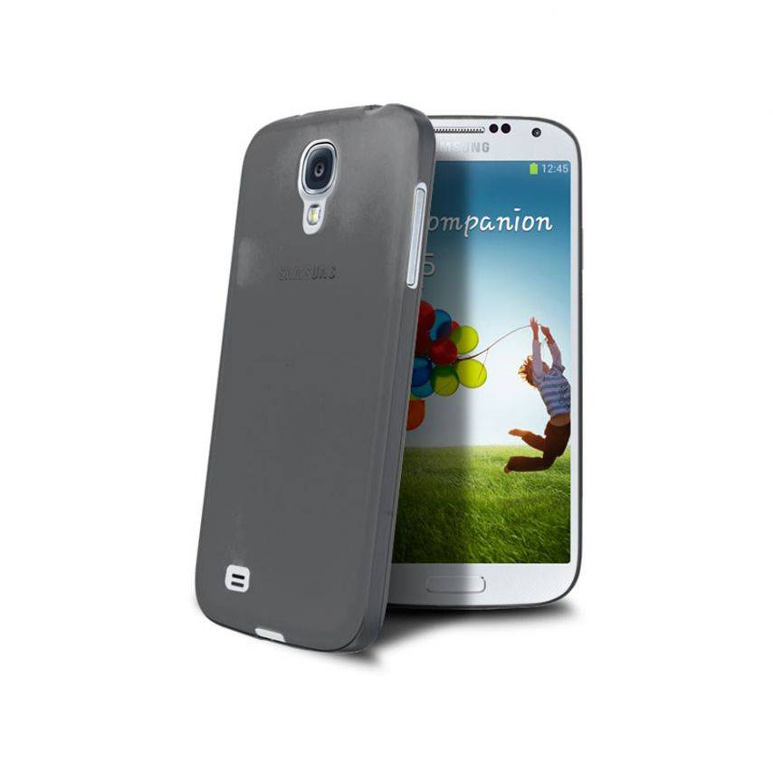 Ultra thin Case 0.3 mm Frost for Samsung Galaxy S4 Black