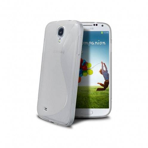 "Galaxy S4 SLine TPU ""BASICS"" transparent case"