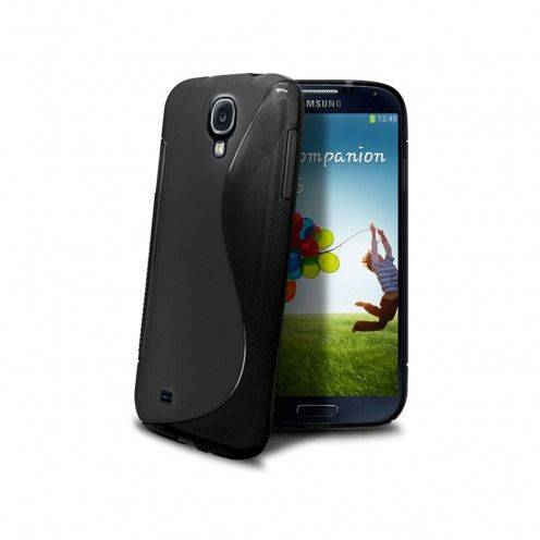 "Galaxy S4 SLine TPU ""BASICS"" black case"