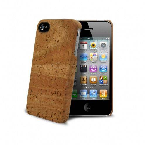 Corkcase® vegetal cork fiber case iPhone 4S/4