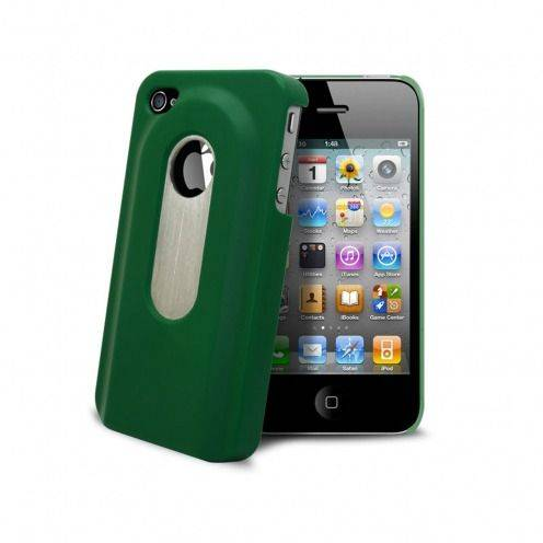 Green Bottle Opener Case iPhone 4S/4
