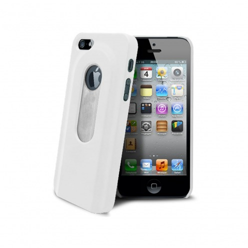White Bottle Opener Case iPhone 5