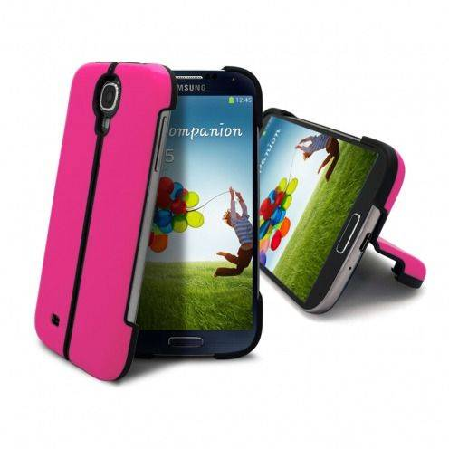 Sport Line Stand Case Galaxy S4 Pink