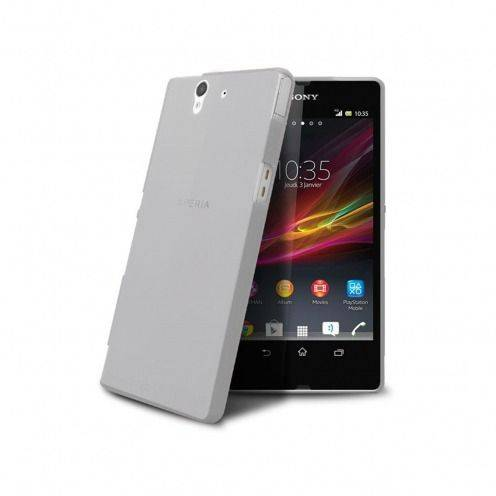 Ultra thin Case 0.3 mm Frost for XPeria Z White