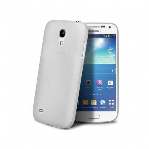 Ultra thin Case 0.3 mm Frost for Samsung Galaxy S4 mini Clear