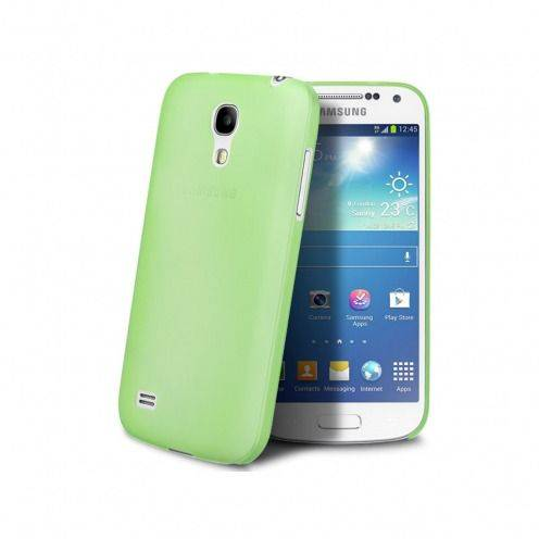 Ultra thin Case 0.3 mm Frost for Samsung Galaxy S4 mini Green