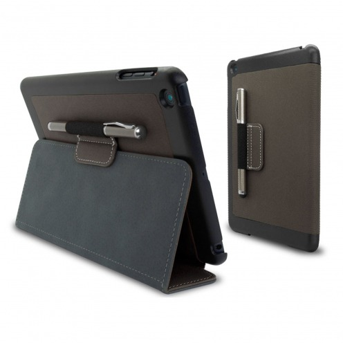 Denim-fabric Club Case for iPad Mini Black