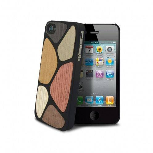 Bagheera Patchwork case for iPhone ® 4/4s