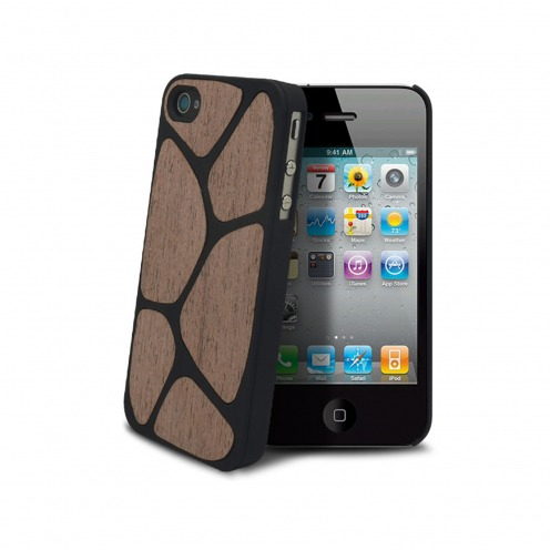 Bagheera Oak case for iPhone ® 4/4s