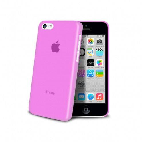 Ultra thin Case 0.3 mm Frost for iPhone 5C pink