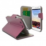 Smart Cover Wiko Stairway Papyrus Pink