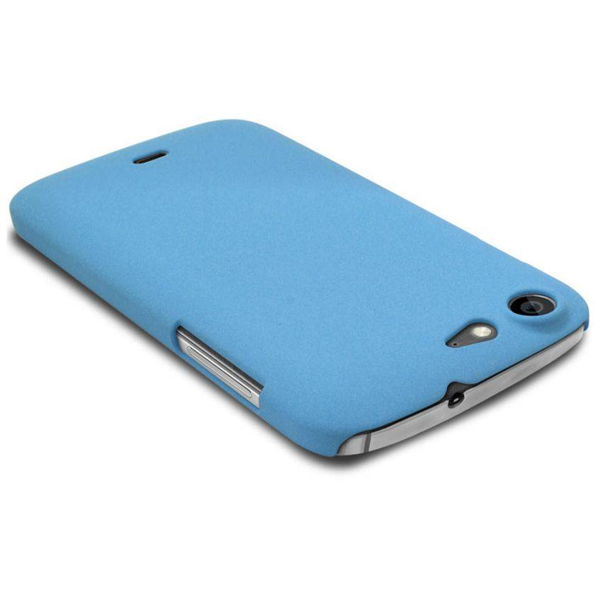 Sand Cover Case Wiko Stairway Blue