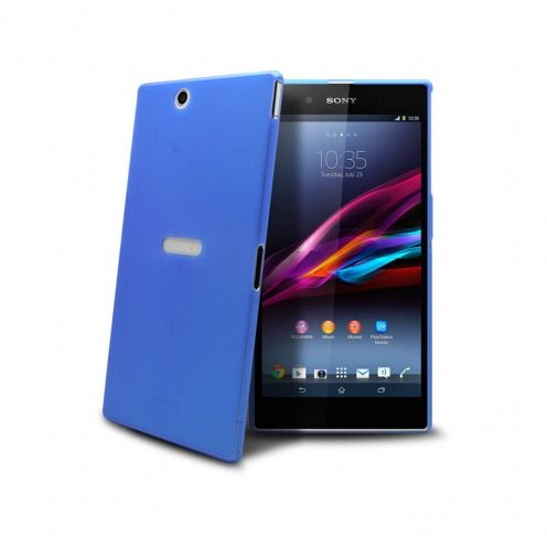 Ultra thin Case 0.3 mm Frost for XPeria Z Ultra Blue