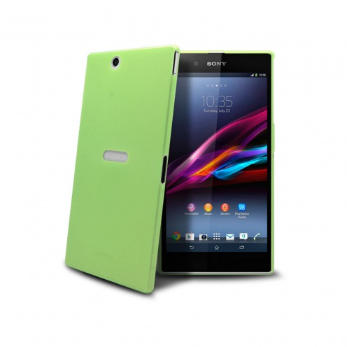 Ultra thin Case 0.3 mm Frost for XPeria Z Ultra Green