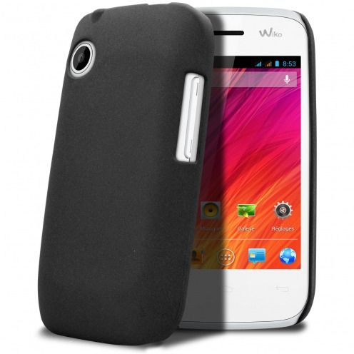 Sand Cover Case Wiko Ozzy Black