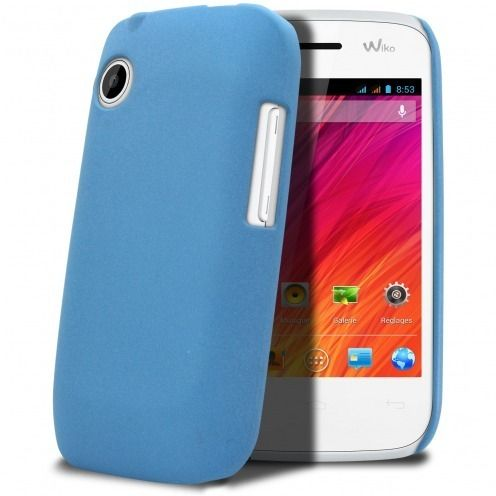 Sand Cover Case Wiko Ozzy Blue