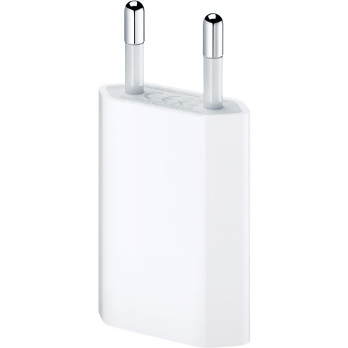 Mini EU AC wall charger to USB Apple A1400