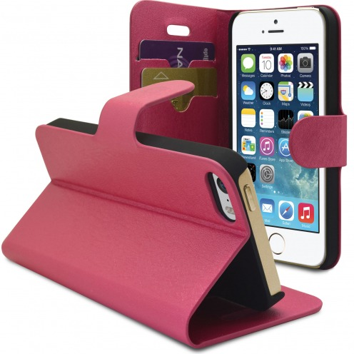 Smart Cover iPhone 5/5S Papyrus Pink